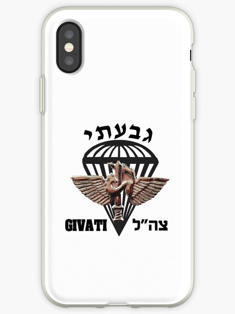 The Givati Brigade Logo by Nikki SpaceStuffPlus