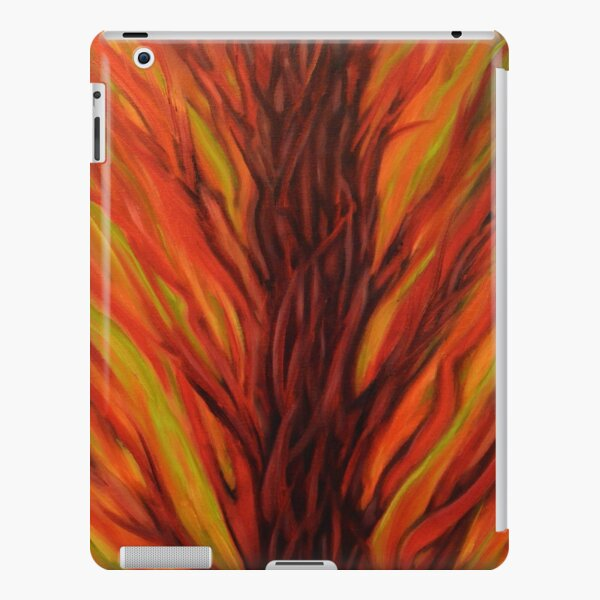 Floral Abstract 6  iPad Snap Case