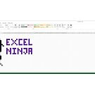 Excel Ninja by ChroniclersNote