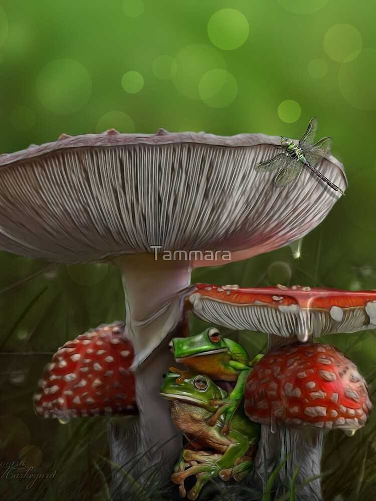Summer Rain by Tammara