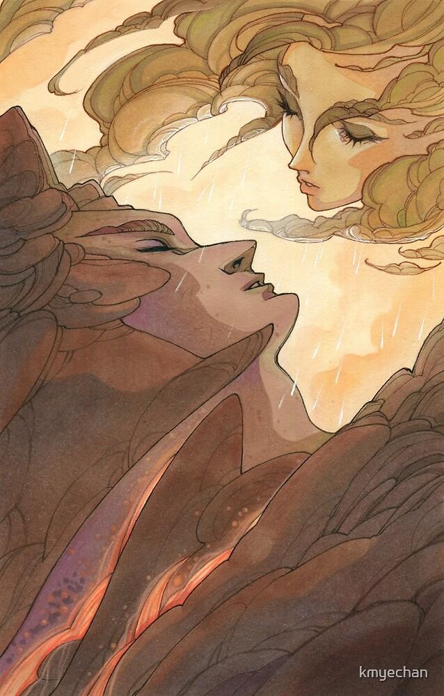 Kiss of the Rain by kmyechan