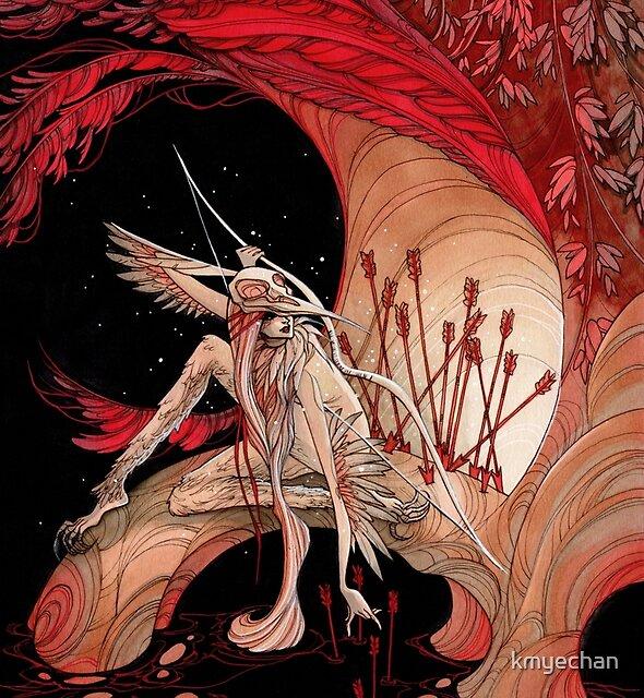 Huntress by kmyechan