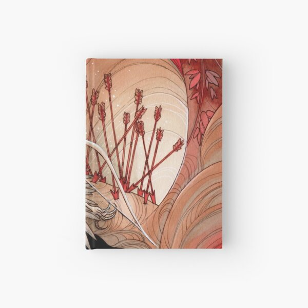 Huntress Hardcover Journal