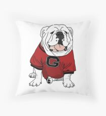UGA Bulldog Floor Pillow