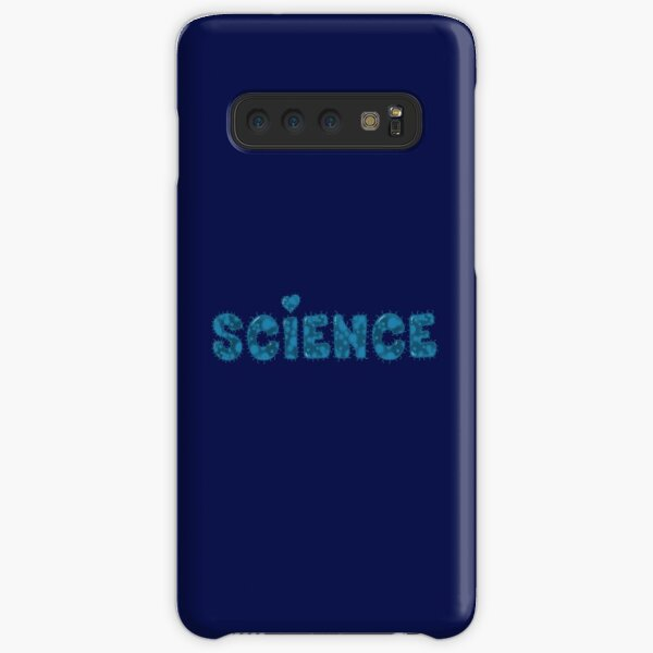 Love for Science Samsung Galaxy Snap Case