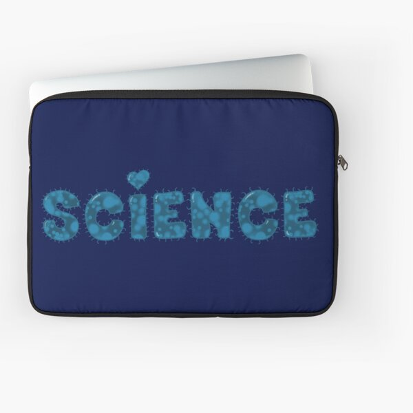 Love for Science Laptop Sleeve
