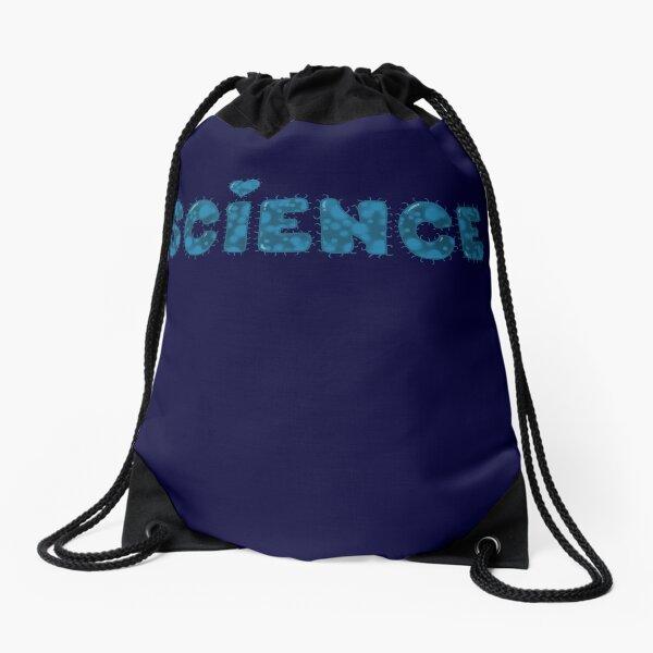 Love for Science Drawstring Bag