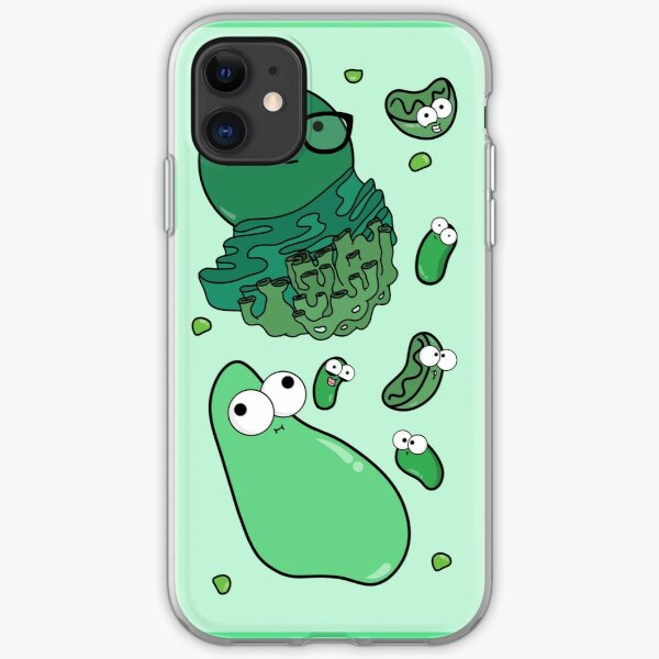 Plant Cell Cover iPhone Soft Case