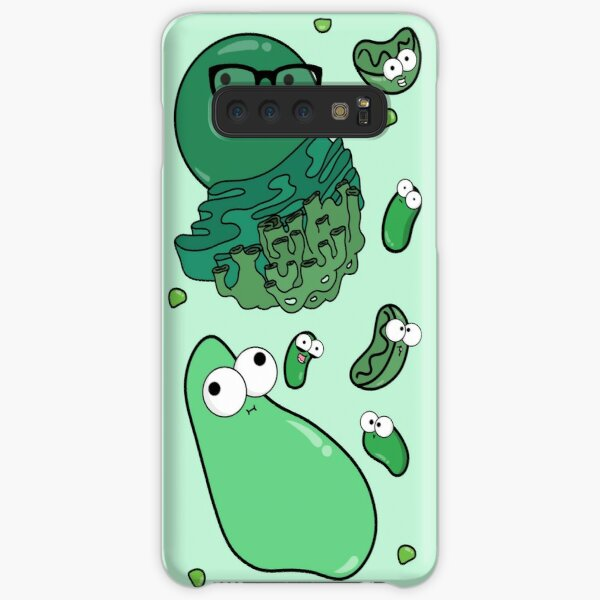 Plant Cell Cover Samsung Galaxy Snap Case