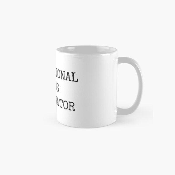 Professional Chaos Coordinator Classic Mug