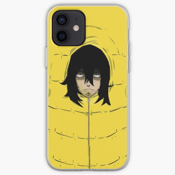 My Hero Academia - Aizawa iPhone Soft Case