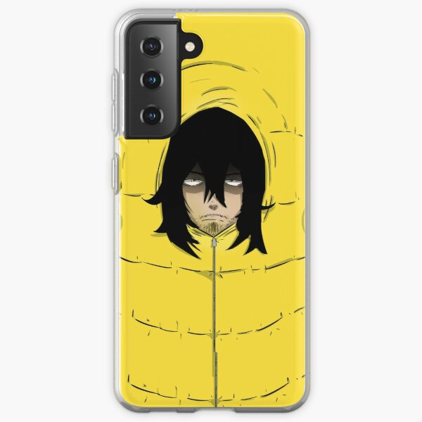 My Hero Academia - Aizawa Samsung Galaxy Soft Case