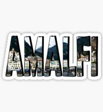 Amalfi Coast, Italy Sticker