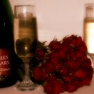 Champagne and Roses by Pamela Jayne Smith