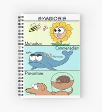 Symbiosis Spiral Notebook