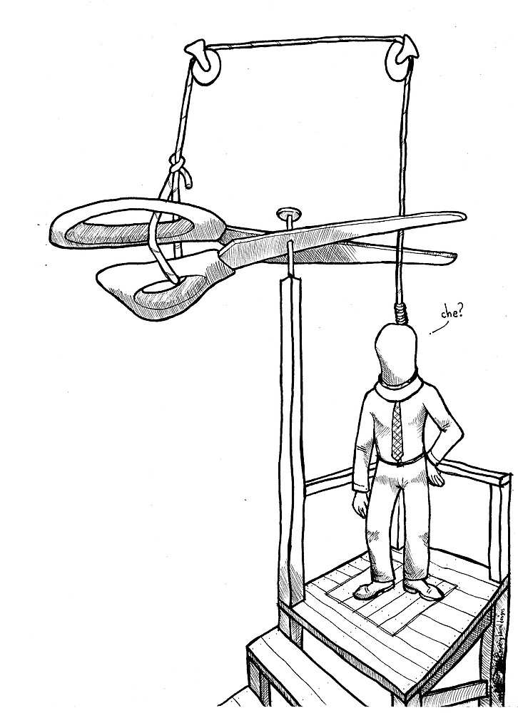 How To Safely Hang Yourself by Peter De Fazio