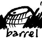 Scraping Barrel Designs (logo) by Peter De Fazio