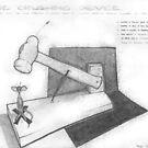 Mouse Crushing Device by Peter De Fazio
