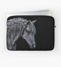Portrait Of A Horse Fine Art Print Laptop Sleeve