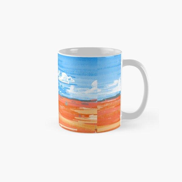 Explore More Desert Art Inspirational Classic Mug