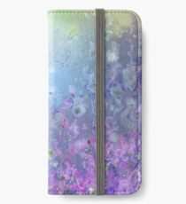 Silvery Evening iPhone Wallet/Case/Skin
