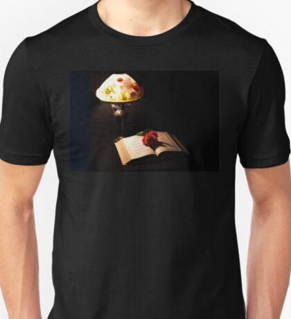 Lamp And Bible T-Shirt