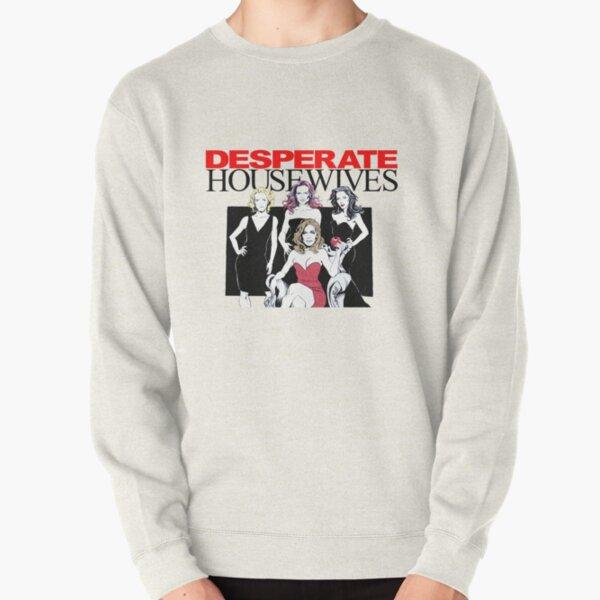 Desperate Housewives Illustration Sweatshirt épais