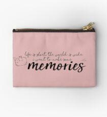 Ich möchte ein paar Erinnerungen machen! Studio Clutch
