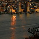 The Sun Sets On The Big Apple ~ Part Three by artisandelimage