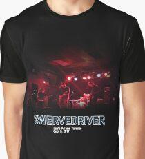 Swervedriver 2017 Grafik T-Shirt