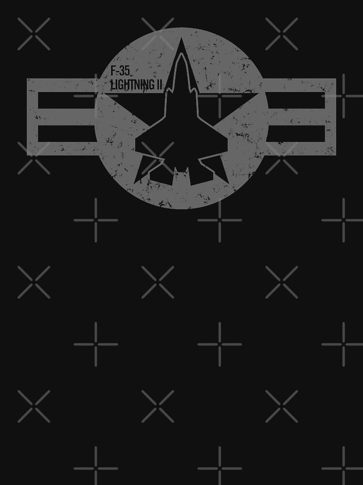 F-35 Lightning II by hobrath