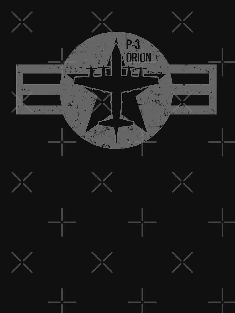 P-3 Orion by hobrath