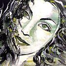 Portrait by Astrid Strahm