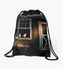 Coop Drawstring Bag