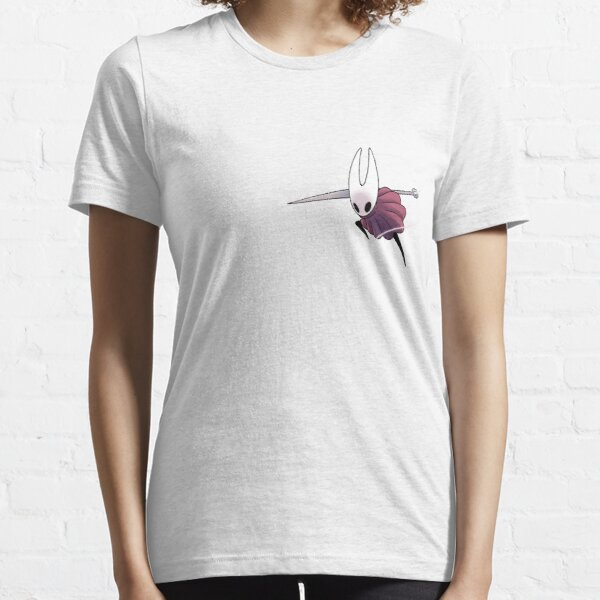Hollow Knight - Hornet Ready To Attack Essential T-Shirt