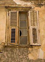 Rusty, Dusty, Dirty Windows by phil decocco