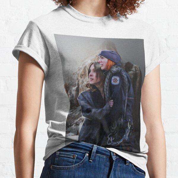 Wayhaught Mountain Rescue - Wynonna Earp Staffel 3 Classic T-Shirt