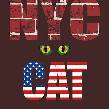 NYC American Cat Eyes by AhuvaR