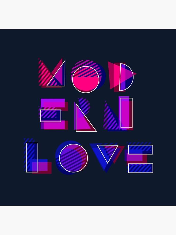 Modern Love (bonus) by grrrenadine