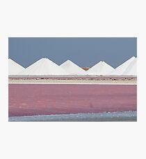 Salt Bonaire Photographic Print