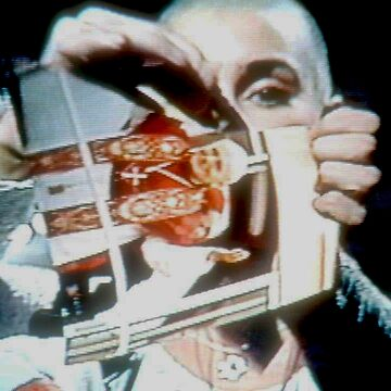 sinead o'connor pope incident by nodeeperblue