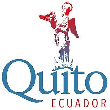 Quito - El Panecillo by joeyclinch
