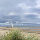 Gronant Dunes And Talacre Beach by lezvee