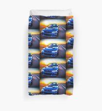 Subaru Sunrise Duvet Cover