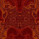 Ram'shead Damask (Blood of my Brood) by leebradford