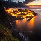 Night Falls II by Diogo Pereira