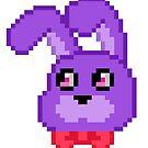 «Pixel Bonnie» de Silver-Monster
