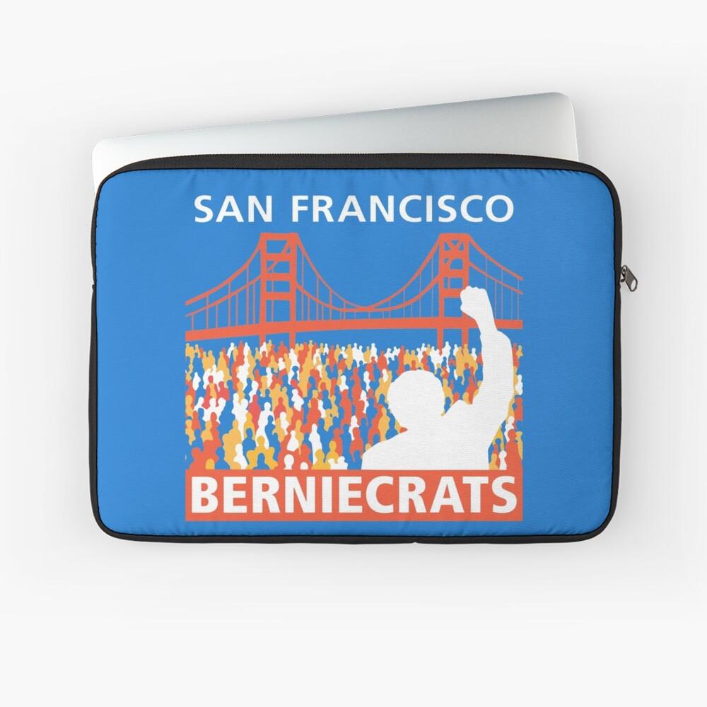 SF Berniecrats Laptop Sleeve