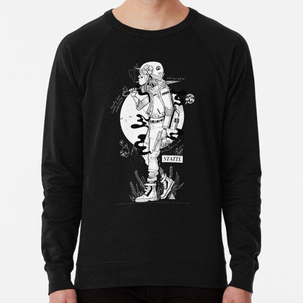 The Smoking Gun Lightweight Sweatshirt