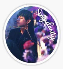 Singularity Sticker Sticker